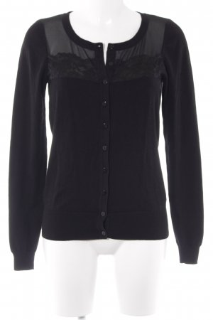 Intimissimi Cardigan schwarz Casual-Look