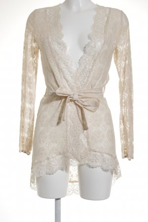 Intimissimi Kimono creme Lingerie-Look