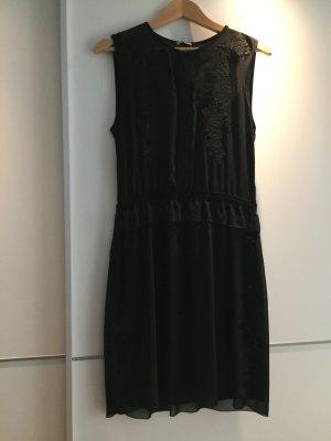 Intimissimi Kleid schwarz mit Ornamenten