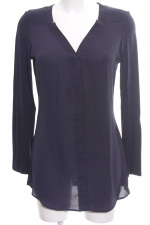 Intimissimi Long Blouse blue business style