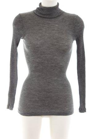 Intimissimi Colshirt grijs simpele stijl