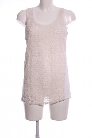 Intimissimi Lace Top white-nude casual look