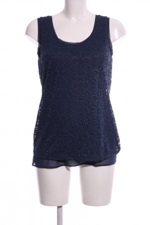 Intimissimi Lace Top blue casual look