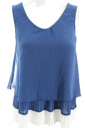 Intimissimi Top stahlblau Beach-Look