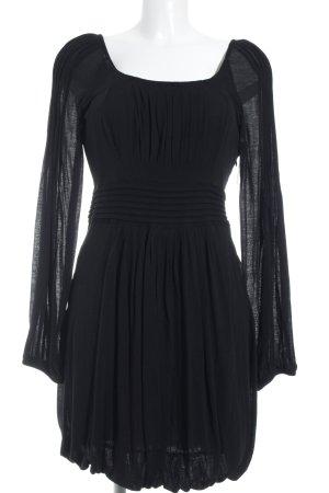 Intrend Minikleid schwarz Elegant