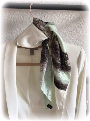 Intrend Zijden sjaal veelkleurig