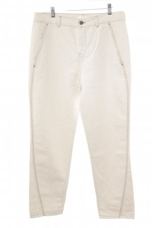 Intropia High Waist Jeans natural white casual look