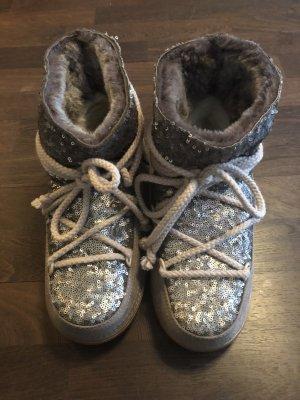 Inuikii Boots mit Pailletten