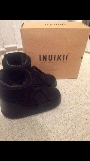 Inuikii Bottes de neige noir