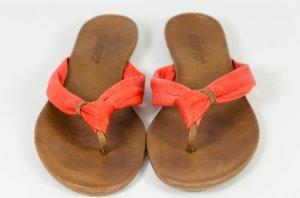 Inuovo Leder Flip Flops