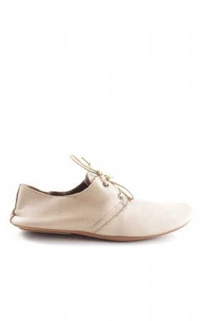 Inuovo Lace Shoes natural white business style