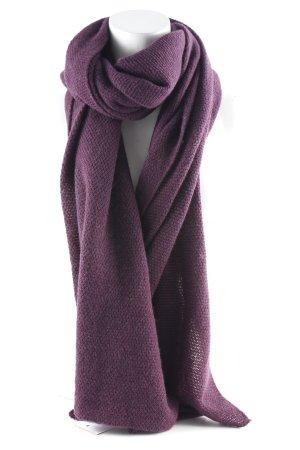 inverni Wollschal purpur