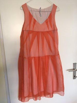 Inwear Black Ladybird Seiden Kleid