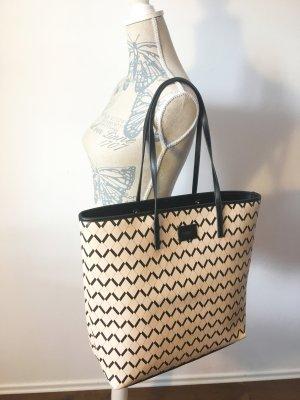 InWear Comprador blanco puro-negro Imitación de cuero