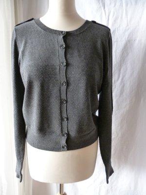 Inwear dünne Strickjacke in L, anthrazit