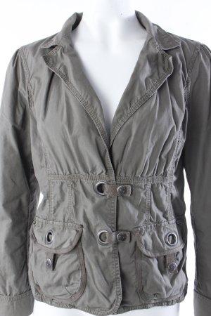 InWear Jacke khaki Taschen