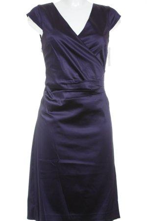 InWear Kurzarmkleid dunkelviolett Elegant