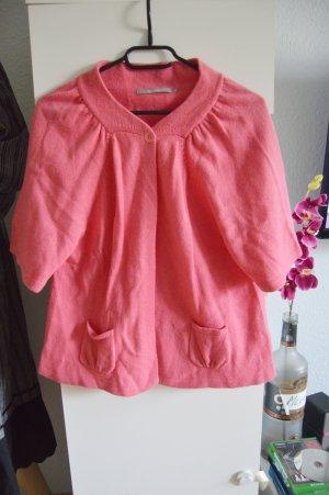 InWear Lammwolle pullover gr.M pink