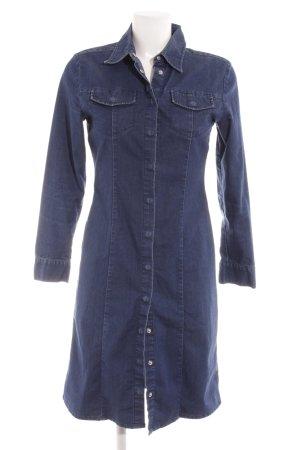 InWear Langarmkleid blau Casual-Look