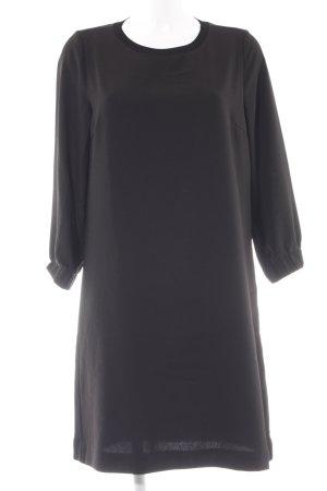 InWear Vestido de manga larga negro look casual