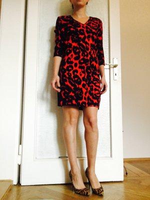 InWear Leo-Kleid mit 3/4 Ärmeln
