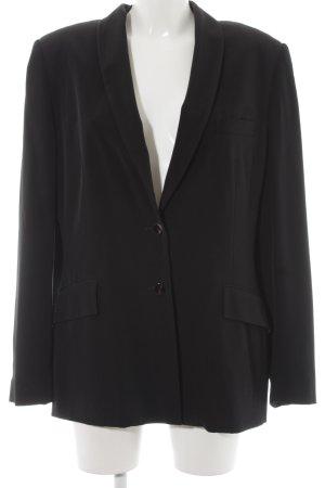 InWear Long-Blazer schwarz Casual-Look