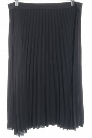 InWear Pleated Skirt black casual look