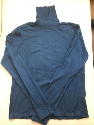 INWEAR Rollkragenpulli, dunkelblau, blau, Gr. XL, NEU und ungetragen