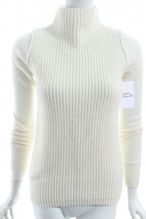 InWear Strickpullover creme Casual-Look