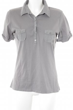 InWear T-Shirt grau Casual-Look