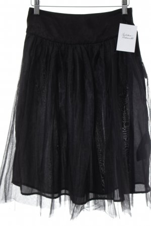 InWear Gonna di tulle nero elegante