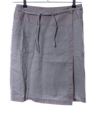InWear Wraparound Skirt lilac casual look