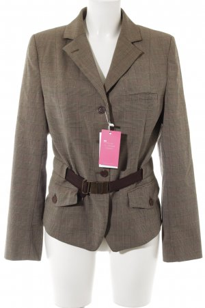 InWear Woll-Blazer Karomuster Business-Look