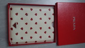 iPad Hülle Tasche PRADA Leder