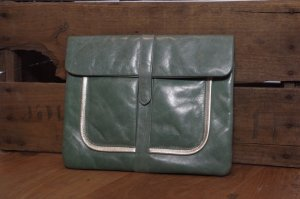 iPad Tasche Brontibay Paris Green -NEU-