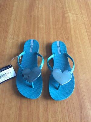 Ipanema Flip-Flop Sandals cadet blue