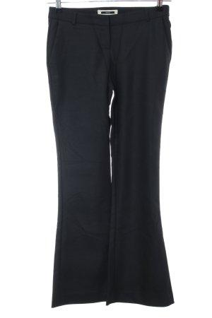Ipekyol Pantalon zwart casual uitstraling