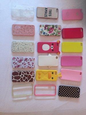 iPhone 5/5s Cases in verschiednen Farben