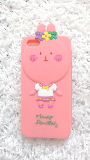 iPhone 5 Hülle süß Blogger Silikon NEU unbenutzt!!!