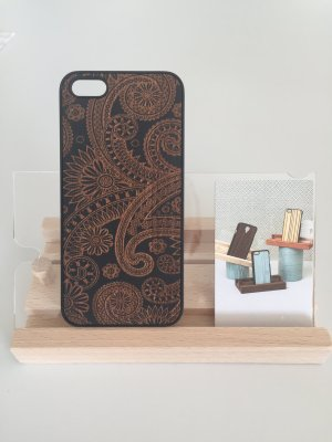 """iPhone 5 Hülle von Wood""""d"""