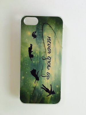 """iPhone 5s hülle """"Never grow up"""""""
