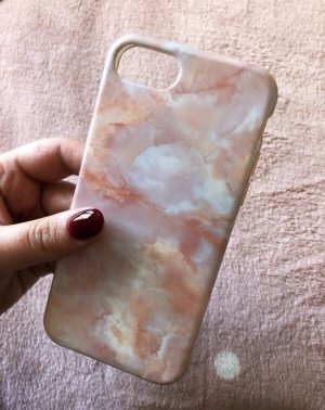 iPhone 6 case rosa Marmor