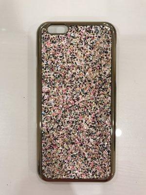 iPhone 6 glitter hard case