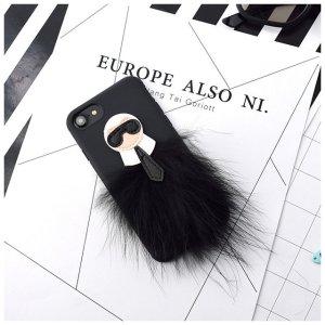 Étui pour téléphone portable noir