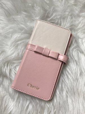 iPhone 6 Handytasche Cherie rosa