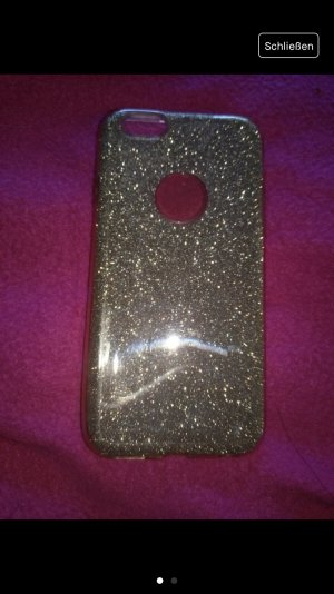 iPhone 6s bling bling case Gold