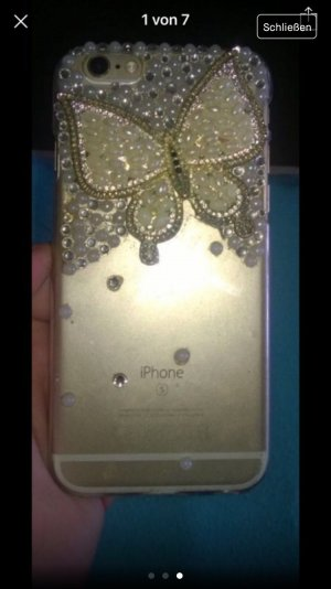 iPhone 6s case Hülle Strass