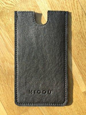 IPhone 6s Hülle Leder Metallic