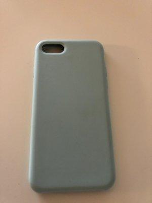 Accessoire bleu clair bois