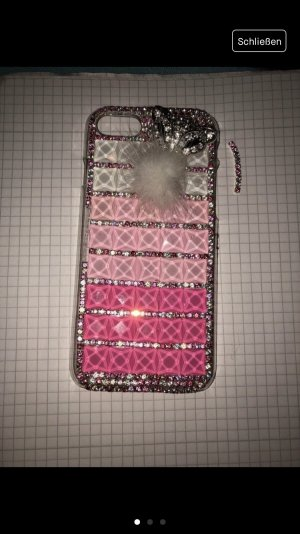 iPhone 8 Strass case bunt
